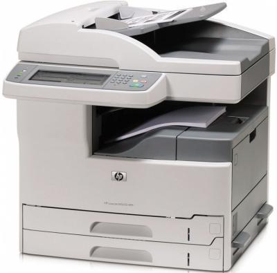 МФУ HP LaserJet M5035 (Q7829A) - общий вид
