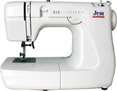 Швейная машина Janome Jem - общий вид