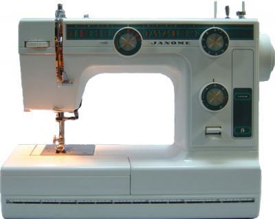 Швейная машина Janome LE 22 - освещение