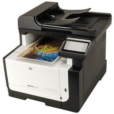 МФУ HP LaserJet PRO CM1415fnw (CE862A) - Главная