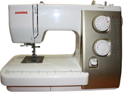 Швейная машина Janome SE 533 - общий вид