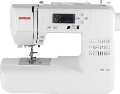 Швейная машина Janome 2030DC - общий вид