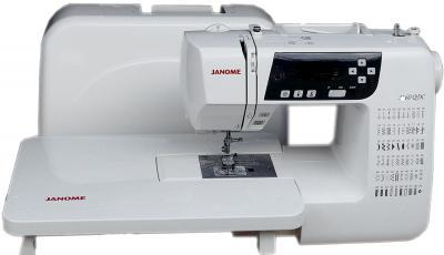 Швейная машина Janome 3160 QDC - расширенная рабочая поверхность
