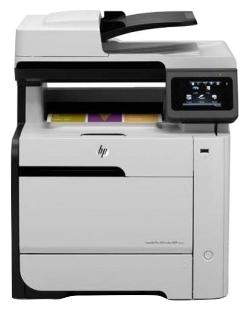 Мфу HP LaserJet 400 M475dn (CE863A) - общий вид