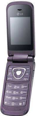 Мобильный телефон LG A258 Violet - в открытом виде
