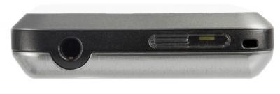 Мобильный телефон LG A290 Silver - вид сверху