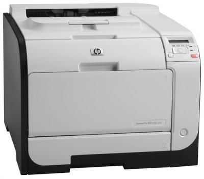 Принтер HP LaserJet Pro 400 M451dn (CE957A) - общий вид
