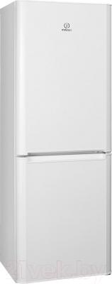 Холодильник с морозильником Indesit BIA 16 - Вид спереди
