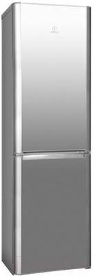 Холодильник с морозильником Indesit BIHA 20 X