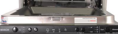 Посудомоечная машина Bosch SPV 40E30RU - панель управления