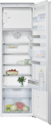 Холодильник с морозильником Siemens Ki38LA50 - вид спереди