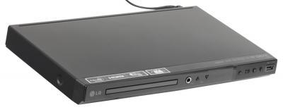 DVD-плеер LG DP527H - общий вид