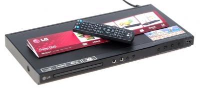 DVD-плеер LG DP827H - общий вид