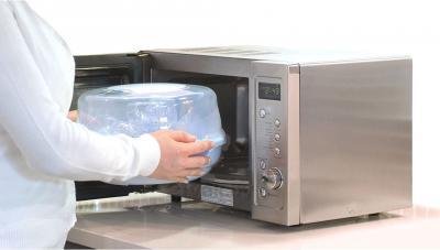 Стерилизатор для СВЧ Philips AVENT SCF281/02 - вмещается в микроволновку
