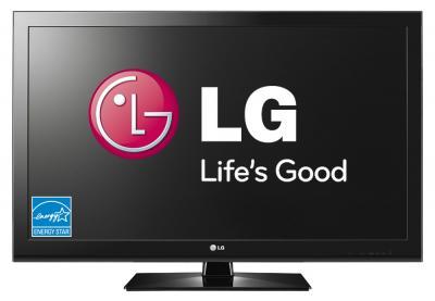 Телевизор LG 32CS460 - вид спереди