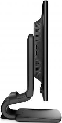 Монитор HP LA2206XC (LW490AA) - вид сбоку