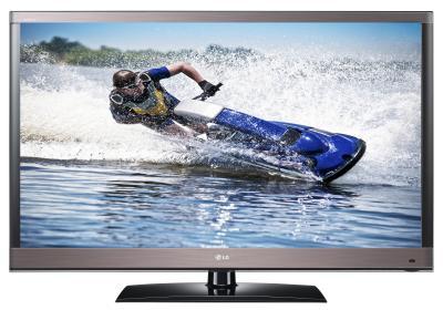 Телевизор LG 32LV571S - вид спереди