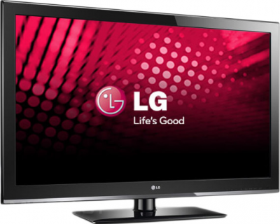 Телевизор LG 42CS460 - общий вид