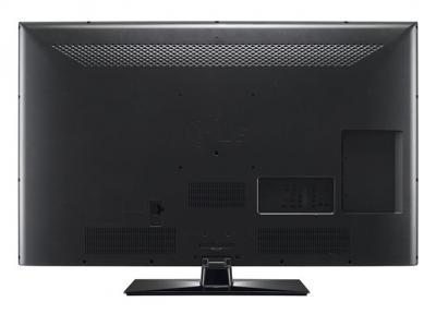 Телевизор LG 42CS560 - вид сзади