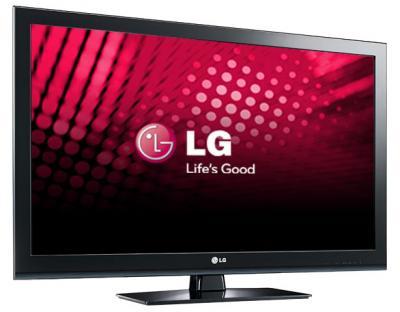 Телевизор LG 42CS560 - общий вид