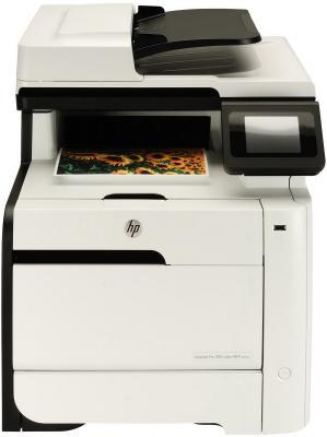 МФУ HP LaserJet Pro M375nw (CE903A) - общий вид