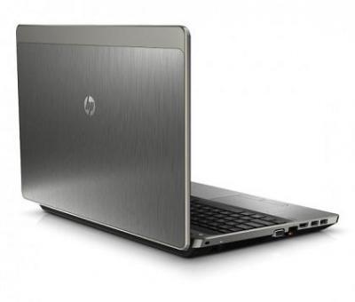 Ноутбук HP ProBook 4535s (B0X52EA)  - Вид сзади сбоку