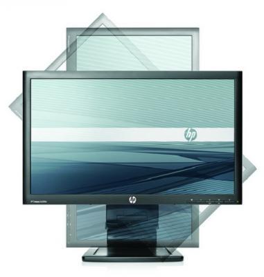 Монитор HP Compaq LA2306X (XN375AA) - Вид спереди