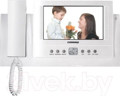 Видеодомофон Commax CDV-71BE (белый)