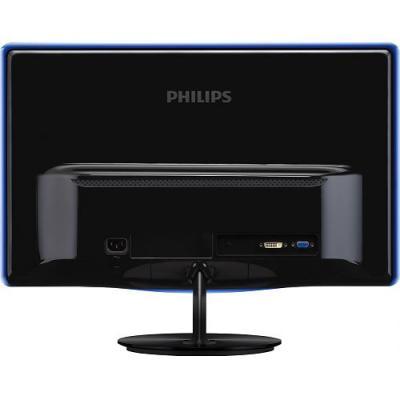 Монитор Philips 227E3LHSU - вид сзади