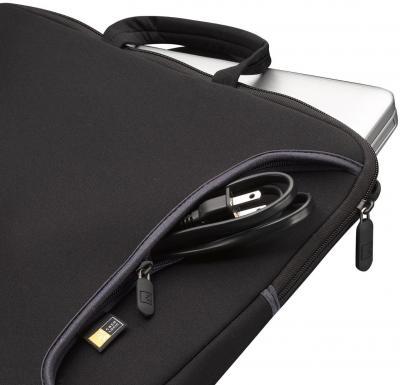Сумка для ноутбука Case Logic LNEO-12 - боковой карман