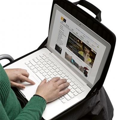 Чехол для ноутбука Case Logic QNS-111B - общий вид