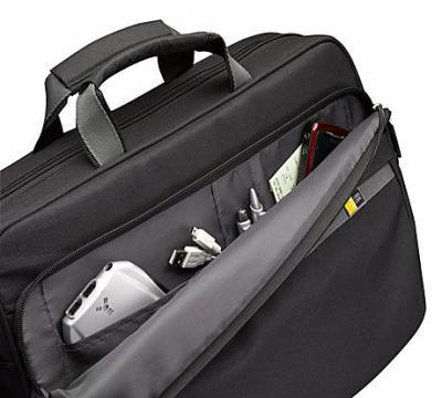 сумка для ноутбука Case Logic ENA-116 K - отделение на молнии