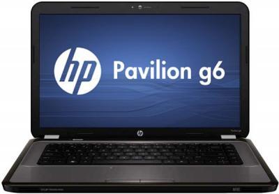 Ноутбук HP Pavilion g6-1325sr (B2A25EA)  - Главная