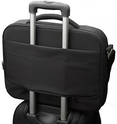 сумка для ноутбука Case Logic TNC-216 - возможность крепления на тележку