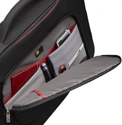 сумка для ноутбука Case Logic TNC-216 - отделение на молнии