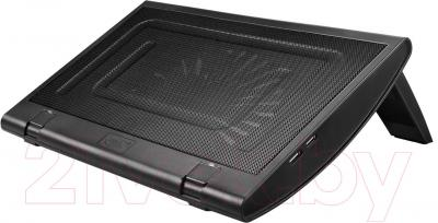 Подставка для ноутбука Deepcool Windwheel Black (XDC-Windwheel.B) - общий вид