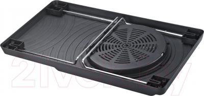 Подставка для ноутбука Deepcool E-Desk Black (XDC-Edesk) - вид сзади