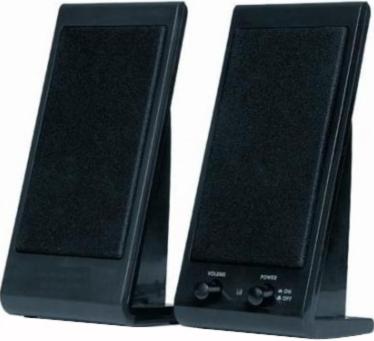 Мультимедиа акустика Codegen S-005 - общий вид