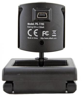 Веб-камера A4Tech PK-770G - вид сзади