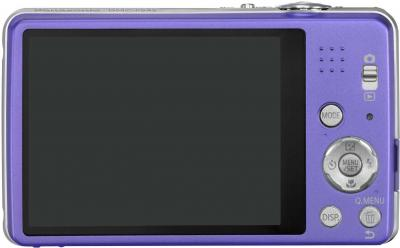 Компактный фотоаппарат Panasonic LUMIX DMC-FS45EE-V - общий вид