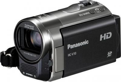 Видеокамера Panasonic HC-V10EE-K - общий вид