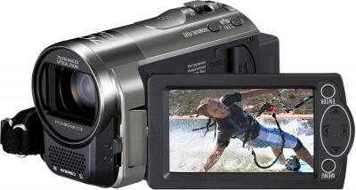 Видеокамера Panasonic HC-V10EE-R - дисплей
