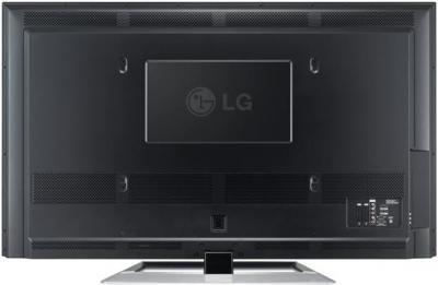 Телевизор LG 50PM670 - вид сзади
