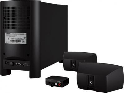 Домашний кинотеатр Bose CineMate GS Series II (Black) - вид сзади