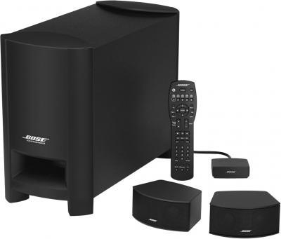 Домашний кинотеатр Bose CineMate GS Series II (Black) - общий вид