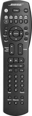 Домашний кинотеатр Bose CineMate GS Series II (Black) - пульт дистанционного управления