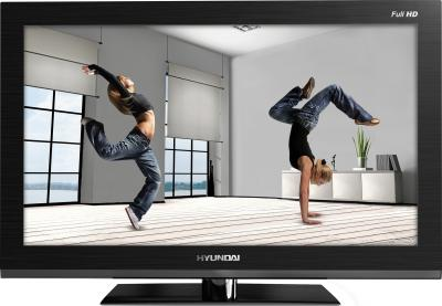 Телевизор Hyundai H-LED24V6 - общий вид
