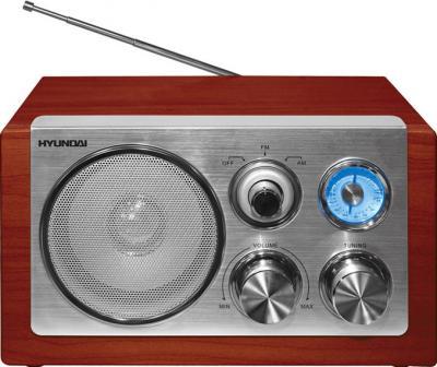 Радиоприемник Hyundai H-1606 Cherry - общий вид