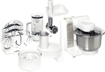 Кухонный комбайн Bosch MUM4856 - Общий вид