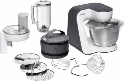 Кухонный комбайн Bosch MUM52131 - общий вид